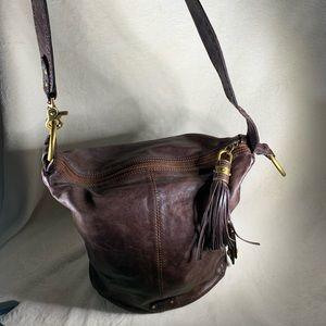 FRYE Shoulder Hobo Bag Great Condition